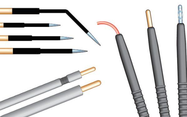 Pencils, Handles & Electrodes