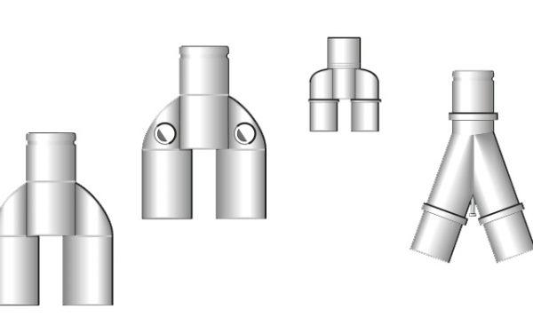 y-piece-connectors